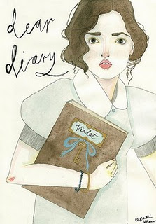 Hooked on Writers' Diaries