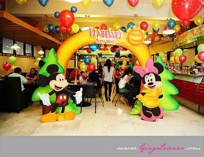 Party Venues in Metro Manila