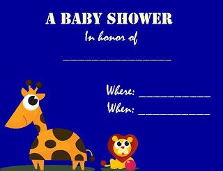 blue+baby+shower