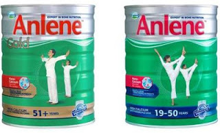 {Anlene} Partners for Life and Forever!