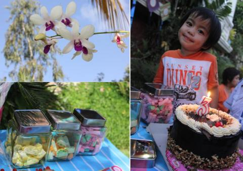 Kyle's 3rd Birthday: Full Detail Feature