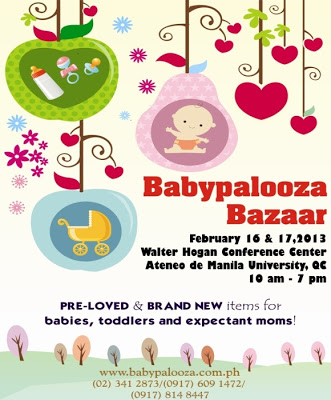 UPDATED: Babypalooza Bazaar Giveaway!