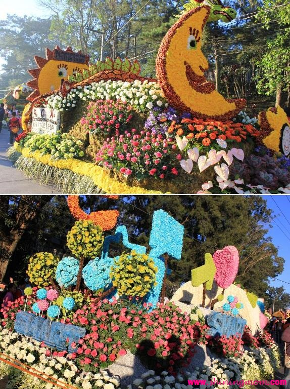 Are You Taking Your Family to the Panagbenga Festival in Baguio City?