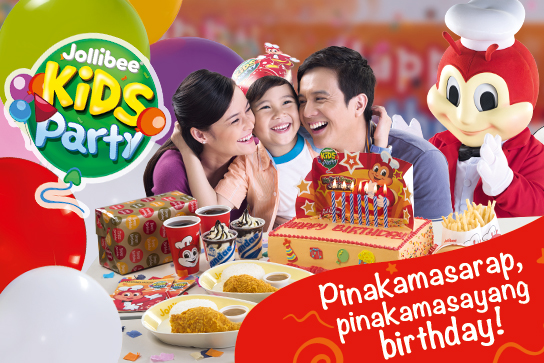jollibee party packages
