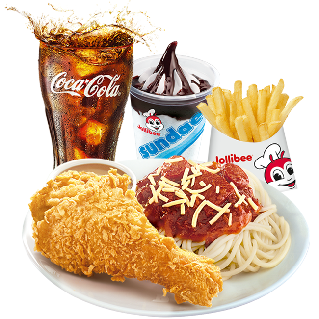 Jollibee party packages b