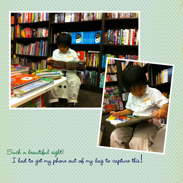 An Afternoon at Gymboree and Fully Booked