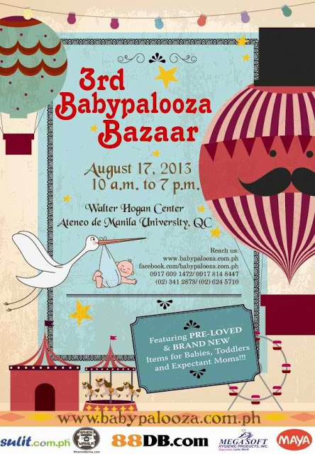 Babypalooza Bazaar + Saab and Meelo Giveaway!