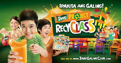 Let's Support Tang Galing Club's PROJECT RECYCLASS!