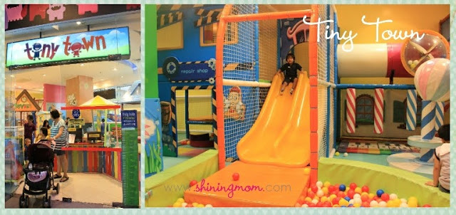 Indoor Playgrounds at SM Mall of Asia