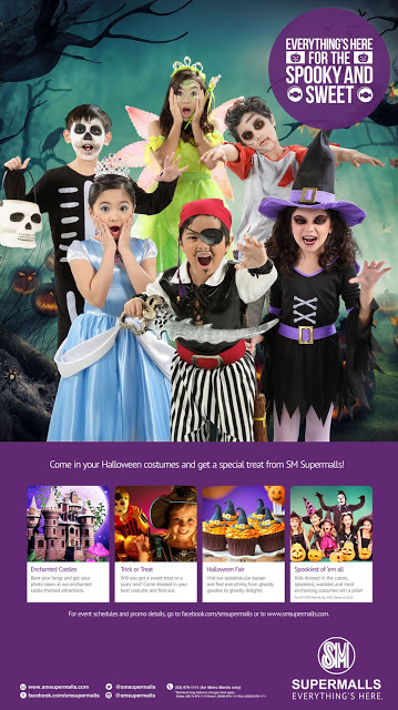 Enchanted Halloween at SM Supermalls!
