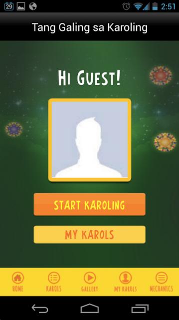 Share Your Child's Song with 'Tang Galing sa Karoling'