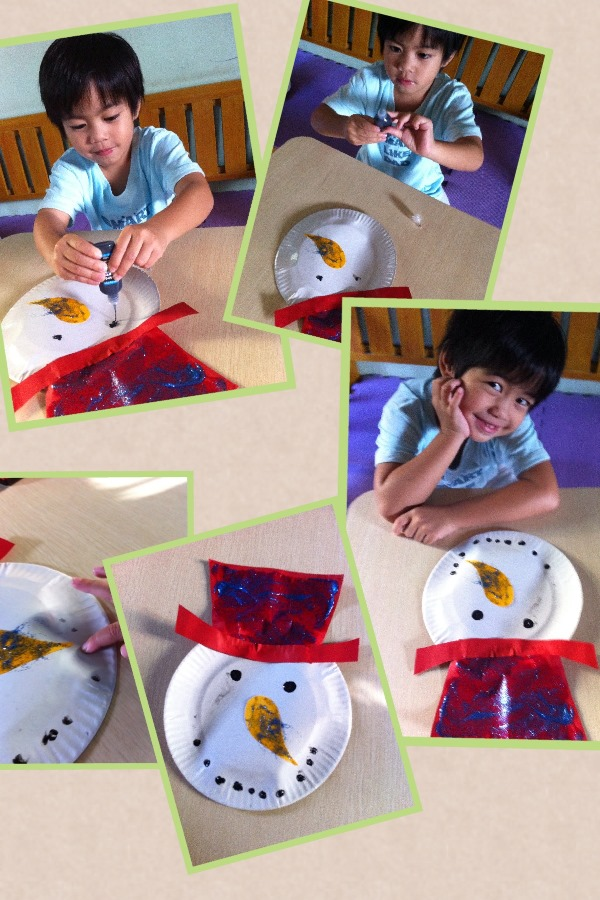 Playful Learning Through Crafting