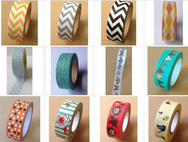 craftie hattie washi tape