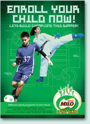 milo sports clinic schedule