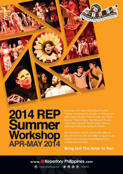 repertory philippines summer workshop