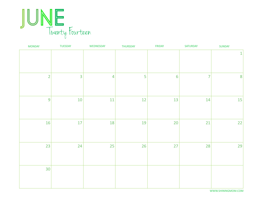 Free printable 2014 desktop calendar for Fillable calendar template 2014