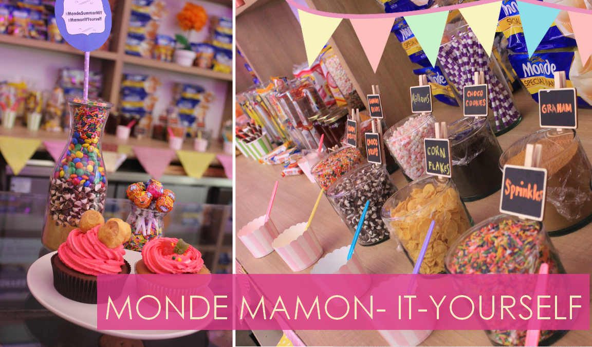 monde mamon it yourself