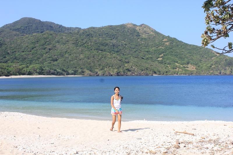 palaui beach