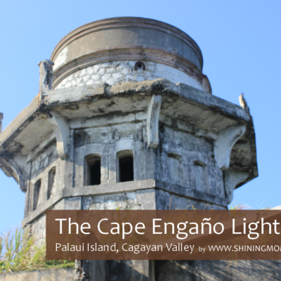 The Magnificent Cape Engaño Lighthouse, Palaui Island