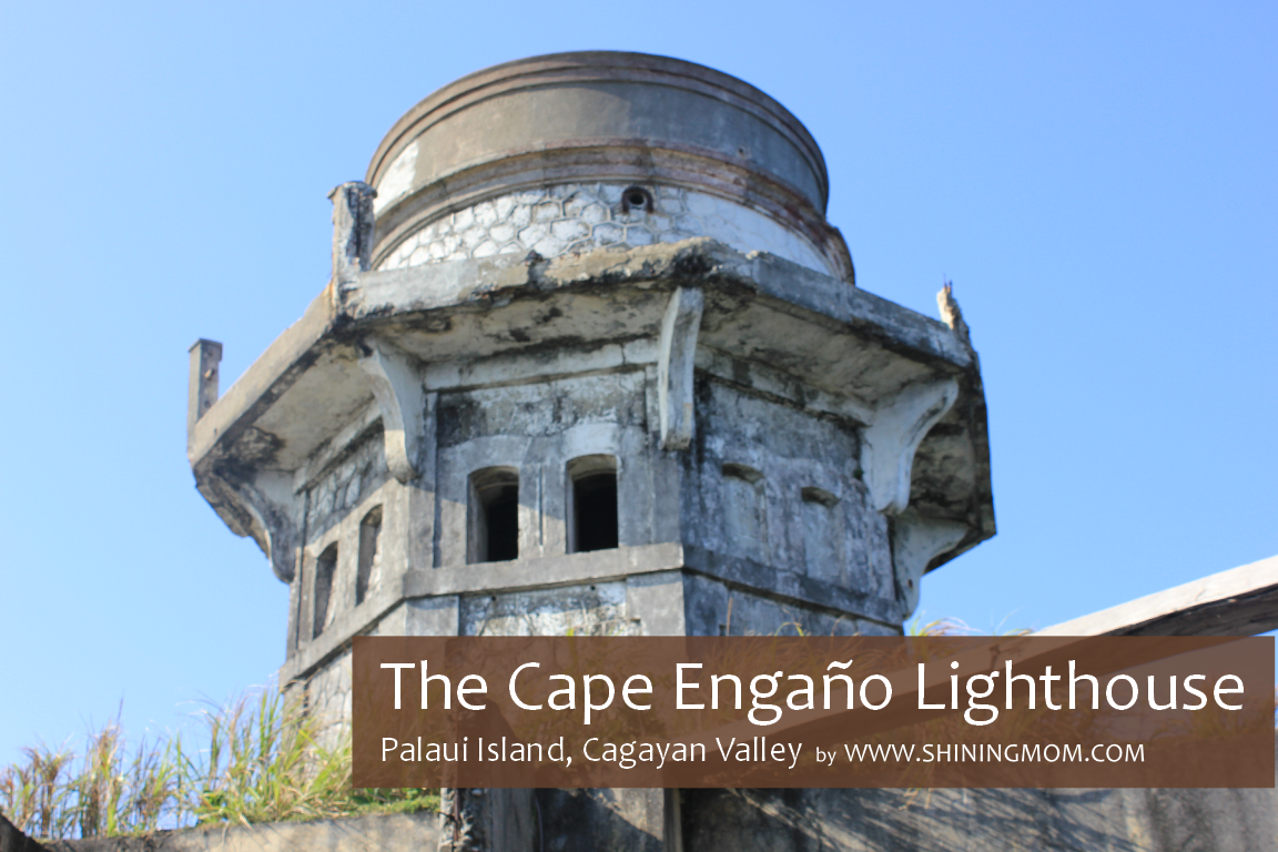 CAPE ENGANO LIGHT HOUSE PALAUI ISLAND PHILIPPINES