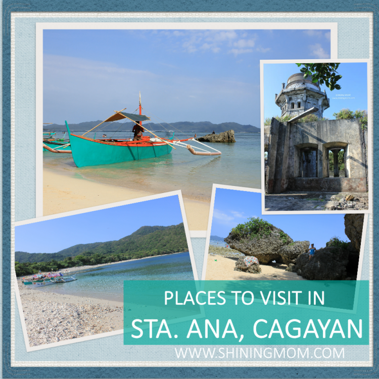 PLACES TO VISIT IN STA. ANA, CAGAYAN VALLEY