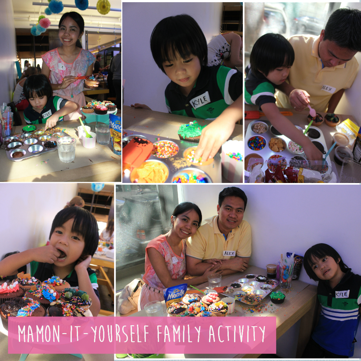 mamon it yourself family bonding