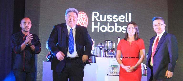 russell hobbs philippine launch