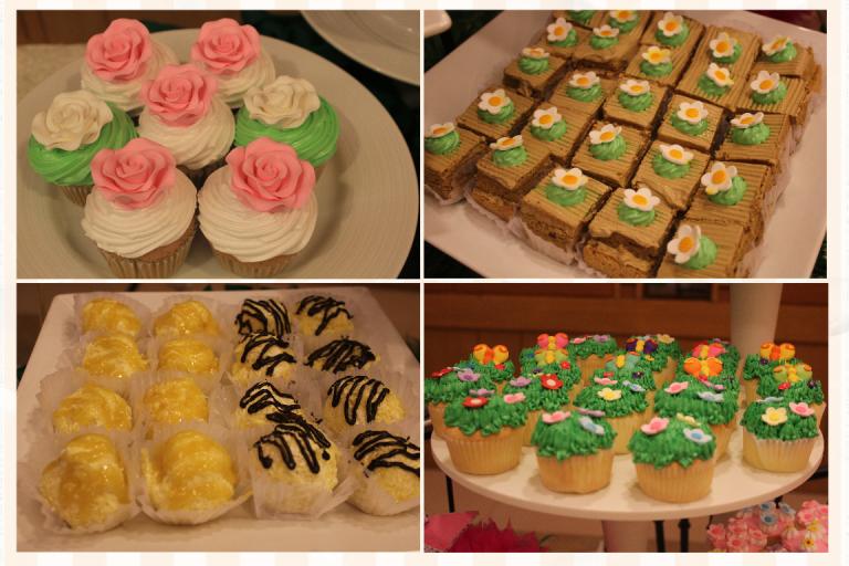 ARISTOCRAT PARTY CAKES