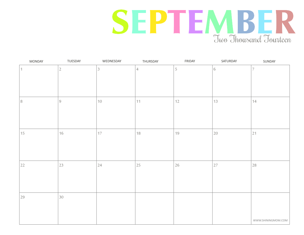 "Search Results for ""Free Editable Monthly Calendar 2015/page/2 ..."
