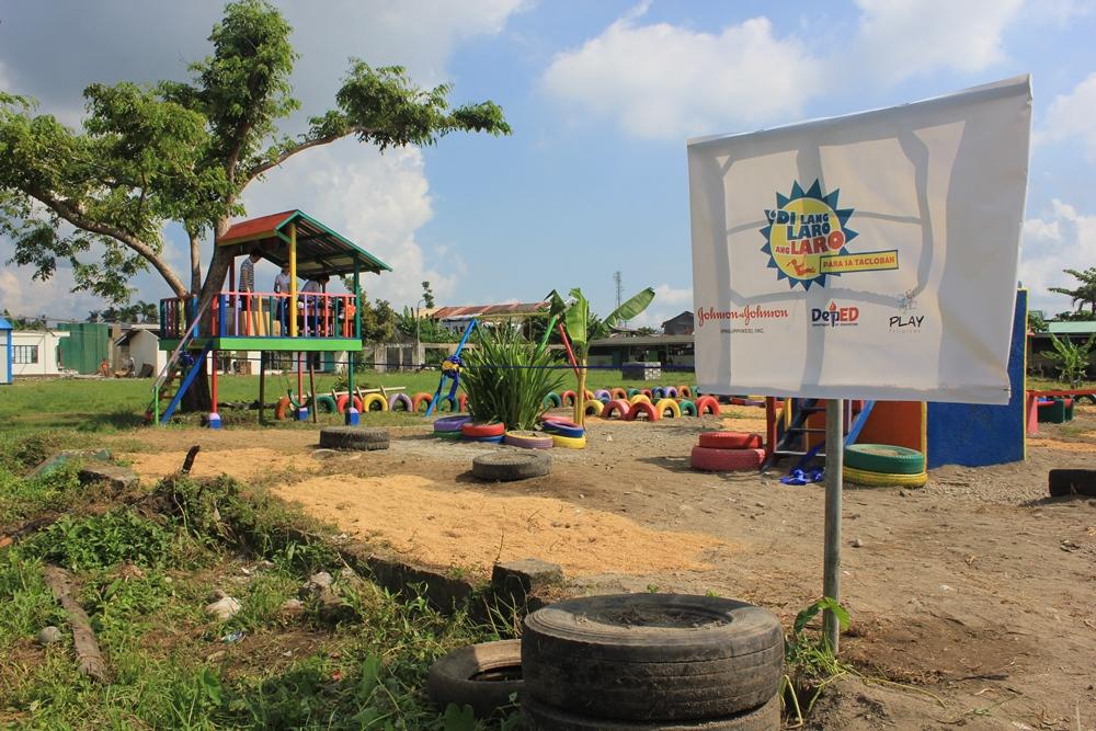 johnsons payground tacloban