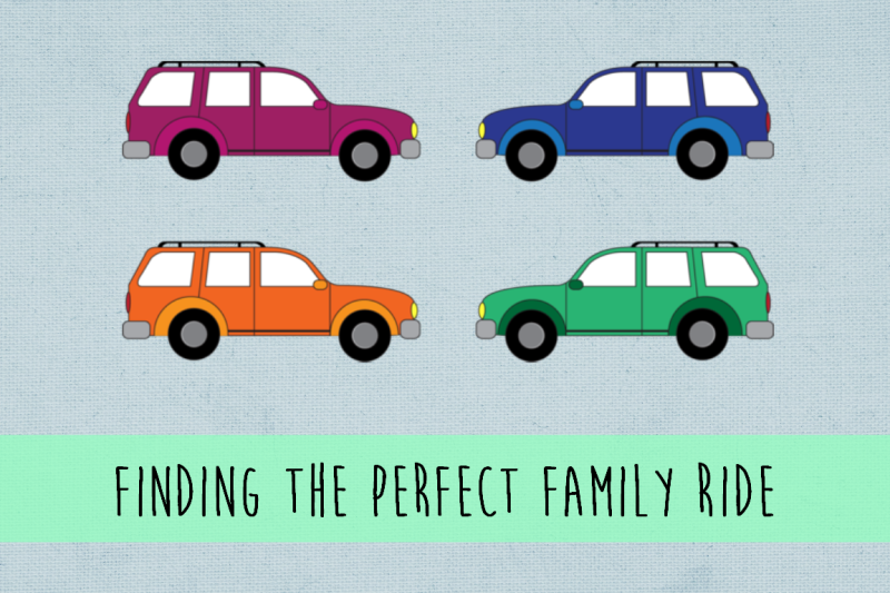 how to choose a family car