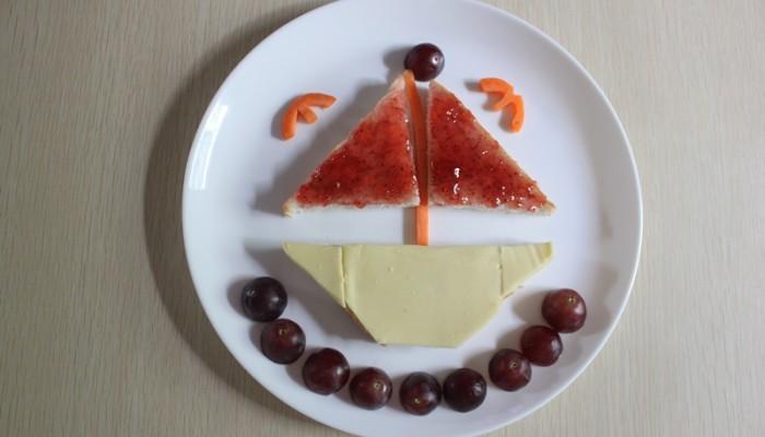 Fun & Easy Food Plating for Kids: A #ParentingNerd Feeding Fun Tip By Shining Mom