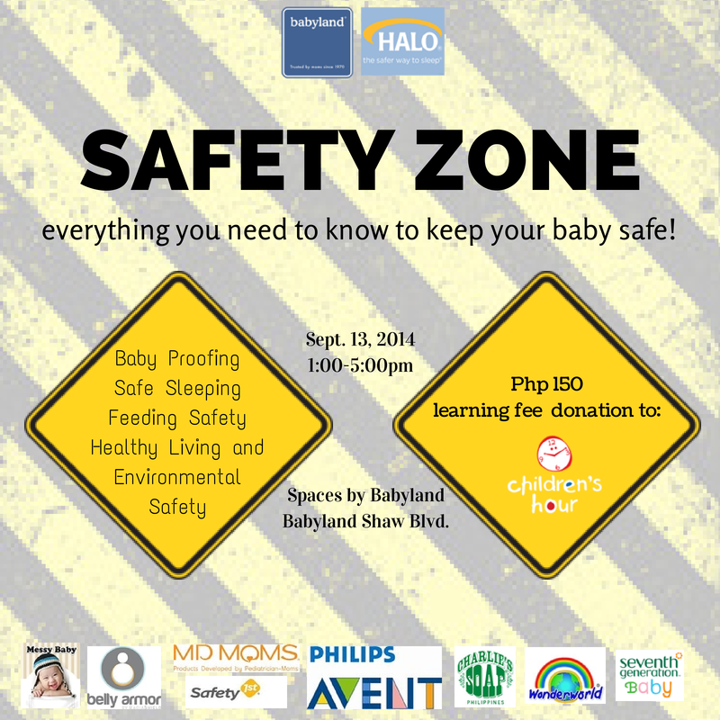Safety Zone IG Poster