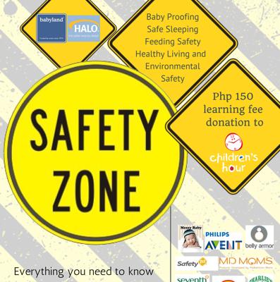 Babyland Safety Fair + Giveaway!