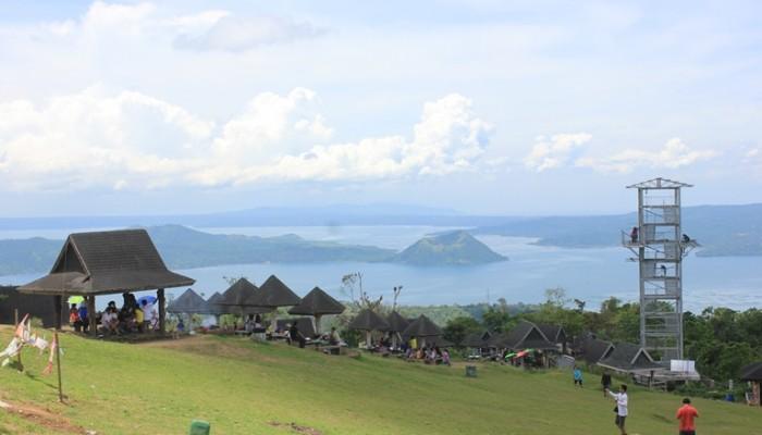 Holiday in Tagaytay City