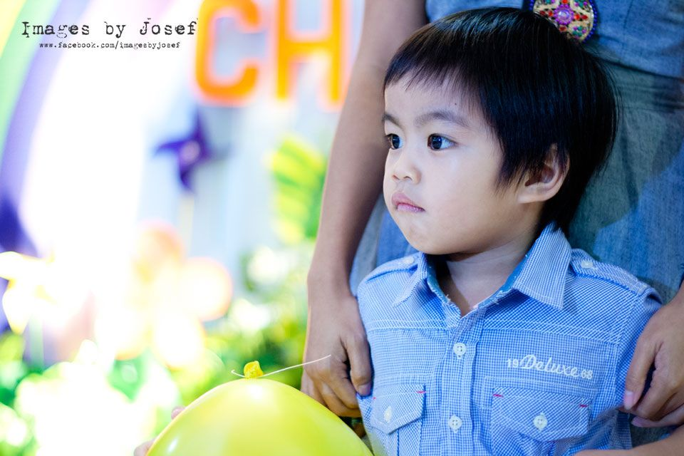 Mommy and Kyle. Thanks Josef for this photo! We love it!