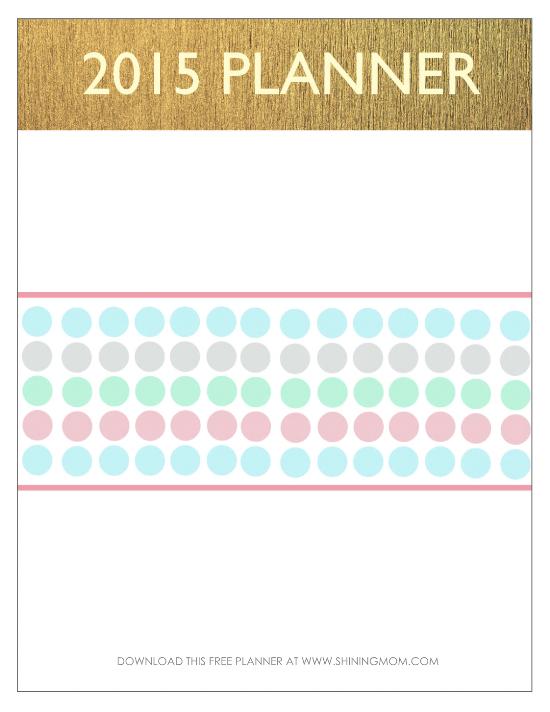 FREE 2015 PLANNER