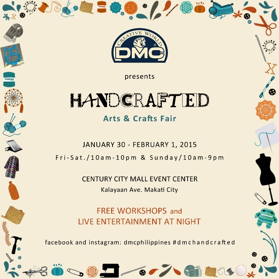 DMC handcrafted for IG.FB