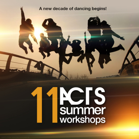 ACTS summer dance workshop 2015