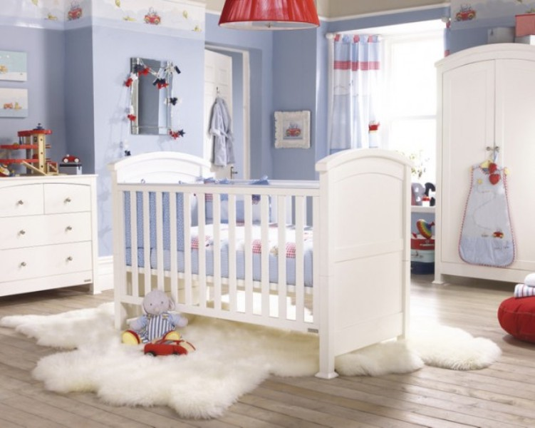 Pinteresting finds baby boy s bedroom ideas for Baby bedroom design
