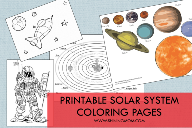 It's just a photo of Printable Solar System Pictures throughout craft