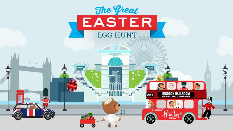Easter 2015 Manila Peninsula