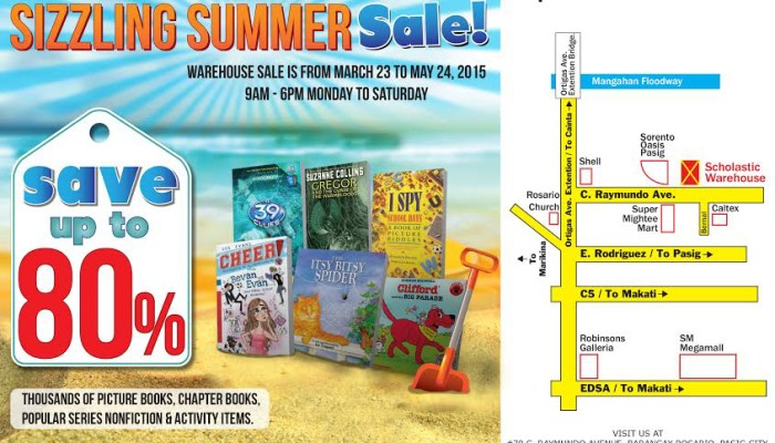 Flyer Whse Sale