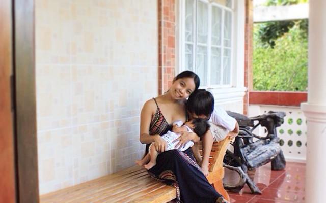 My breastfeeding journey, so far