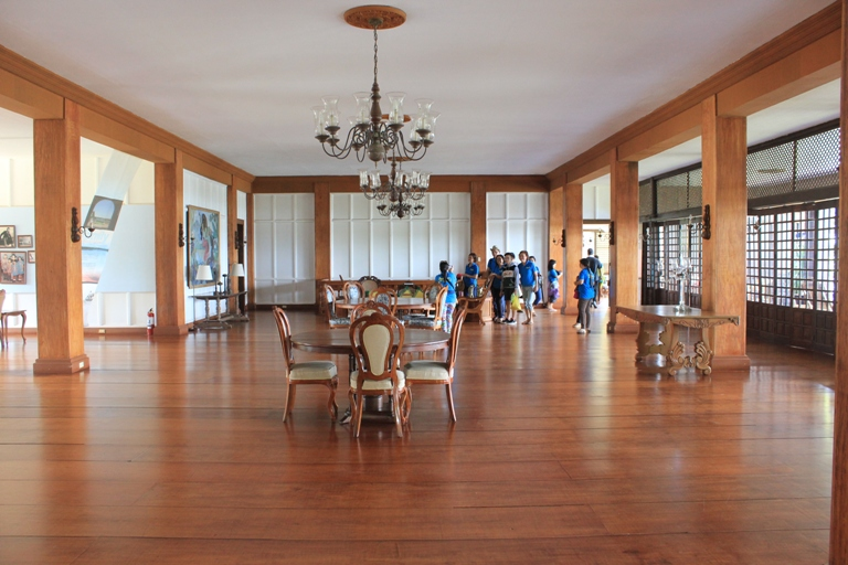 living room malacanang of the north