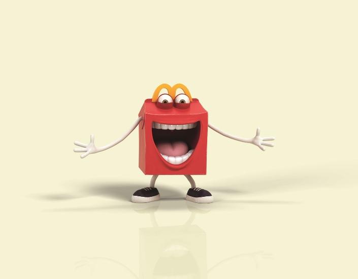 Happy by Mcdonalds
