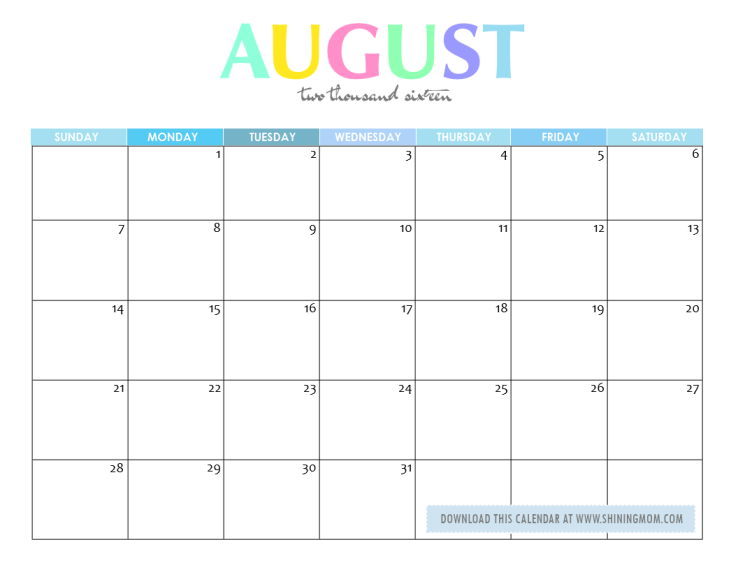 ... printable september 2016 calendar free printable october 2016 calendar