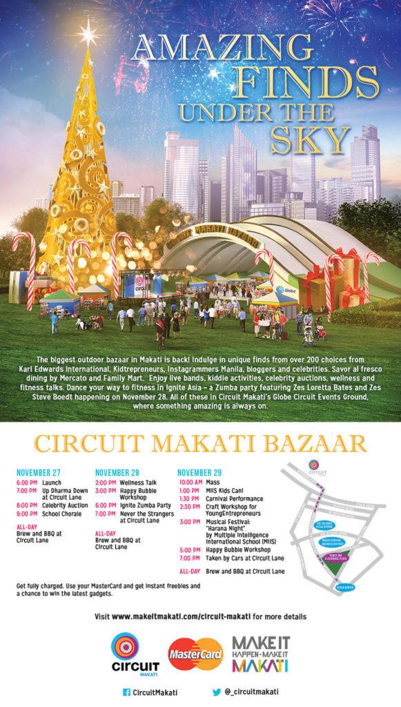 Circuit Makati Bazaar