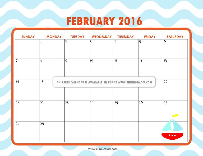 FEBRUARY 2016 FREE