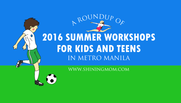 YOUR GUIDE to Noteworthy 2016 Summer Workshops for Kids!